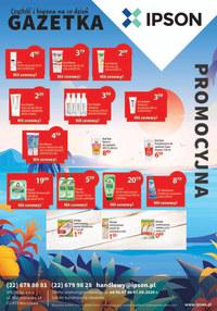Gazetka promocyjna Ipson - Promocje w sklepach Ipson - ważna do 07-08-2020