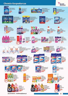Promocje w sklepach Ipson