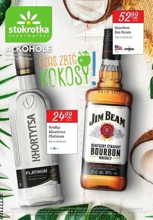 Gazetka promocyjna Stokrotka Supermarket - Czas zbić kokosy - Stokrotka