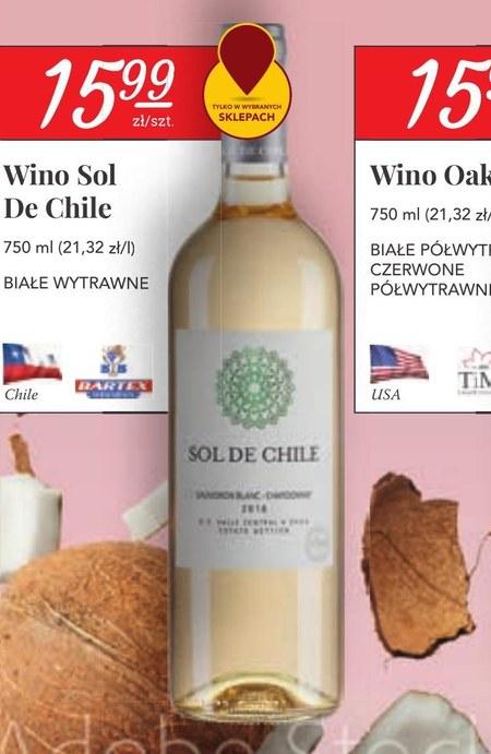 Wino Sol De Chile