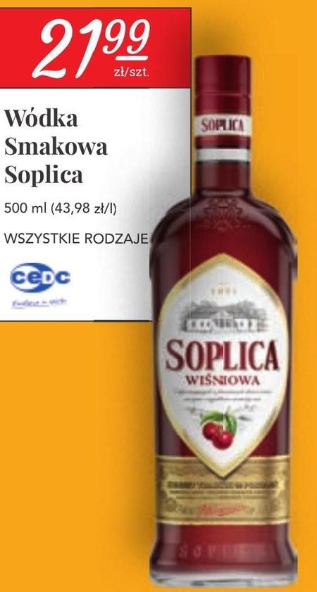 Wódka smakowa Soplica