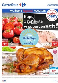 Gazetka promocyjna Carrefour - Kupuj z ochotą w Carrefour - ważna do 27-07-2020