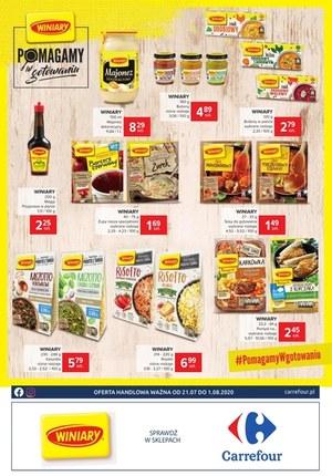 Gazetka promocyjna Carrefour - Winiary w Carrefour
