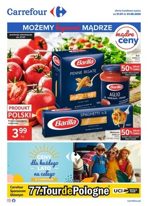Dbaj o siebie z Carrefour