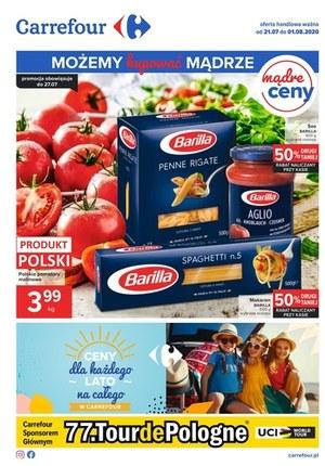 Gazetka promocyjna Carrefour - Dbaj o siebie z Carrefour