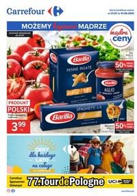 Gazetka promocyjna Carrefour - Dbaj o siebie z Carrefour - ważna do 01-08-2020