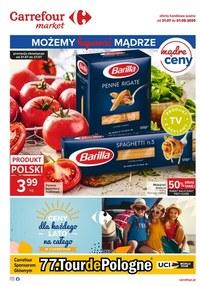 Gazetka promocyjna Carrefour Market - Kupuj mądrze z Carrefour Market - ważna do 01-08-2020