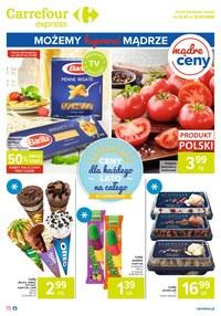 Gazetka promocyjna Carrefour Express - Lato na całego w Carrefour Express! - ważna do 27-07-2020