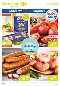 Gazetka promocyjna Carrefour Express - Ceny dla każdego w Carrefour Express - ważna do 27-07-2020
