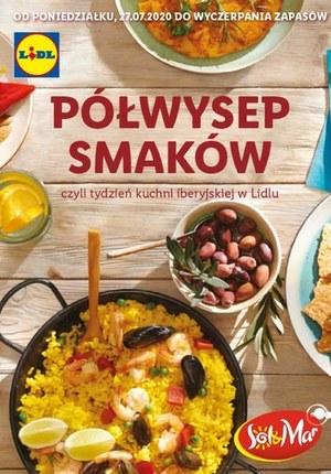 Gazetka promocyjna Lidl - Półwysep smaku Lidl