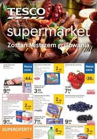 Gazetka promocyjna Tesco Supermarket - Jeszcze więcej okazji w Tesco Supermarket - ważna do 29-07-2020