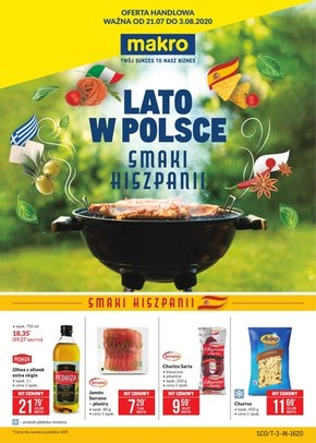 Lato w Polsce w Makro Cash&Carry