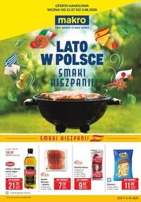 Gazetka promocyjna Makro Cash&Carry - Lato w Polsce w Makro Cash&Carry - ważna do 03-08-2020