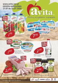 Gazetka promocyjna Avita - Promocja w sklepach Avita - ważna do 25-07-2020