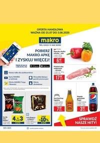 Gazetka promocyjna Makro Cash&Carry - Oferta handlowa w Makro Cash&Carry - ważna do 03-08-2020
