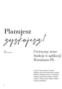Gazetka promocyjna Rossmann - Skarb Rossmann