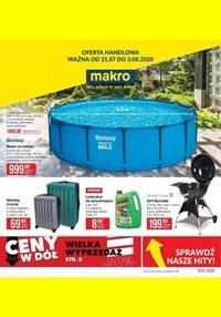 Gazetka promocyjna Makro Cash&Carry - Ceny w dół w Makro Cash&Carry - ważna do 03-08-2020