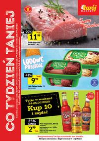 Gazetka promocyjna Twój Market - Co tydzień taniej w Twoim Markecie - ważna do 28-07-2020