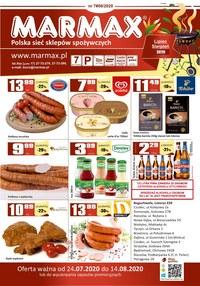 Gazetka promocyjna Marmax - Promocja jak na lato w Marmax - ważna do 14-08-2020