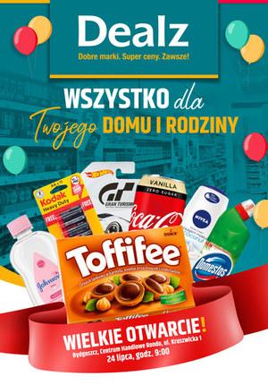 Gazetka promocyjna Dealz - Wielkie otwarcie Dealz Bydgoszcz