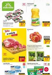Gazetka promocyjna Stokrotka Supermarket - Hity cenowe w Stokrotka Supermarket - ważna do 29-07-2020