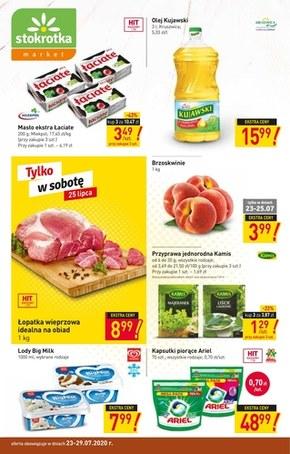 Najnowsza oferta Stokrotka Market