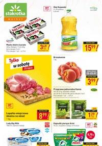 Gazetka promocyjna Stokrotka Market - Najnowsza oferta Stokrotka Market - ważna do 29-07-2020