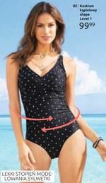 Kostium kąpielowy damski Bonprix