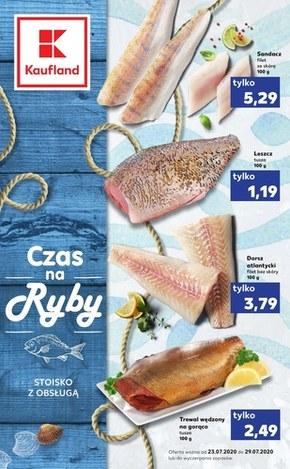 Smaczne ryby w Kaufland