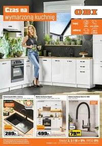 Gazetka promocyjna OBI - Czas na wymarzoną kuchnię z OBI - ważna do 04-08-2020