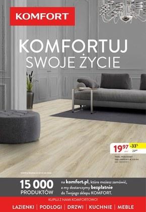 Kupuj komfortowo w Komforcie!