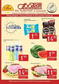 Gazetka promocyjna PSS Zamość - Oferta handlowa PSS Zamość - ważna do 08-08-2020