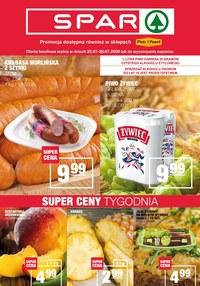 Gazetka promocyjna SPAR - Super ceny tygodnia w SPAR - ważna do 28-07-2020