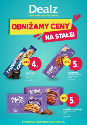 Gazetka promocyjna Dealz - Mega wyprzedaż 75% Dealz