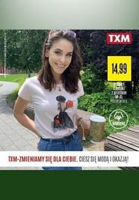 Gazetka promocyjna Textil Market - Ciesz się modą w Textil Market - ważna do 29-07-2020