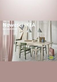 Gazetka promocyjna IKEA - Nowości Ikea - Sierpień  - ważna do 31-08-2020