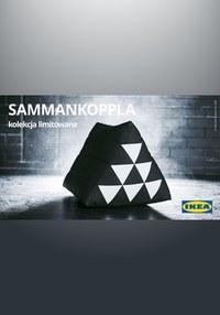 Gazetka promocyjna IKEA - Sammankoppla Kolekcja limitowana w IKEA - ważna do 31-08-2020