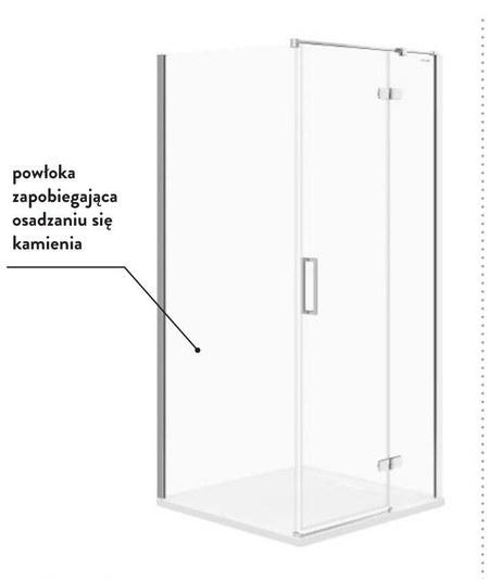 Kabina prysznicowa Cersanit