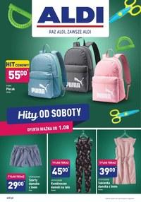Gazetka promocyjna Aldi - Hity od soboty w Aldi - ważna do 08-08-2020