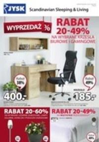 Gazetka promocyjna Jysk - Wyprzedaż w Jysk - ważna do 05-08-2020