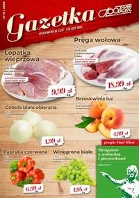 Gazetka promocyjna Społem Kielce - Domowe smaki w Społem Kielce - ważna do 03-08-2020
