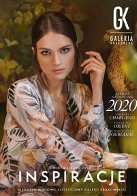 Gazetka promocyjna Galeria Krakowska - Inspiracje wiosna/lato 2020 w Galerii Krakowskiej - ważna do 20-09-2020