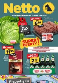 Gazetka promocyjna Netto - Super oferty w Netto - ważna do 01-08-2020