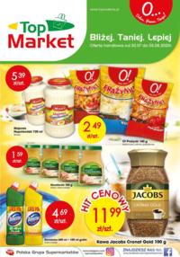Gazetka promocyjna Top Market - Bliżej, taniej, lepiej - Top Market - ważna do 05-08-2020