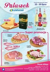Gazetka promocyjna Paluszek - Paluszek - oferta handlowa - ważna do 29-07-2020