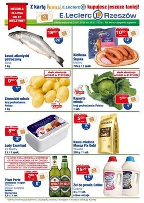 Promocje w sklepie E.Leclerc Rzeszów