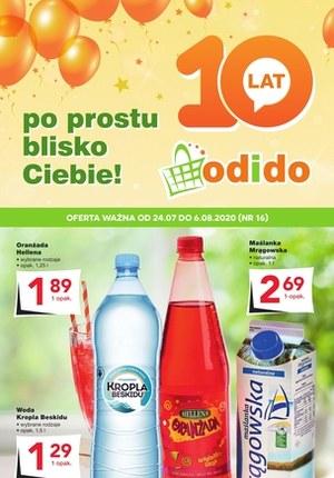 Gazetka promocyjna Odido - Super promocje Odido