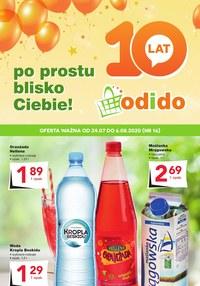 Gazetka promocyjna Odido - Super promocje Odido - ważna do 06-08-2020