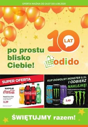 Promocje urodzinowe Odido