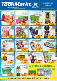 Gazetka promocyjna TomiMarkt - Promocje w TomiMarkt - ważna do 06-08-2020
